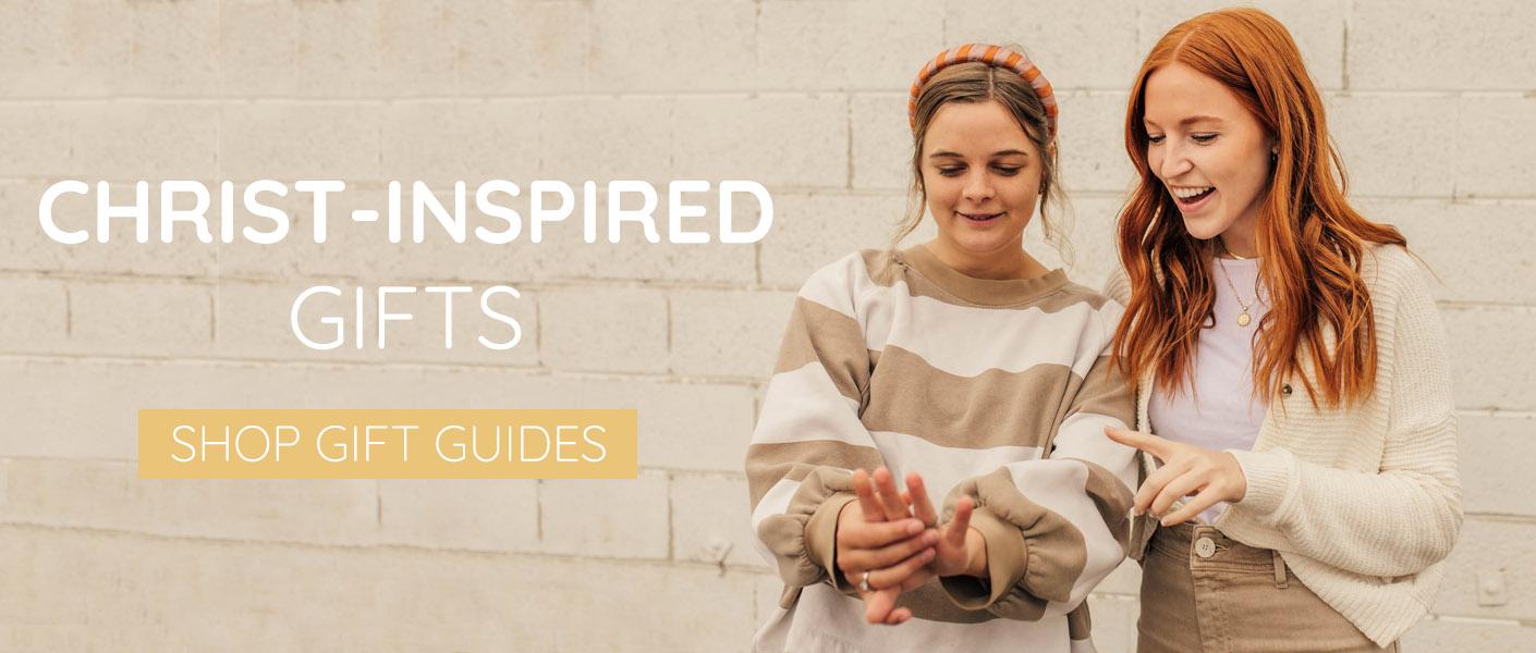 Christian Jewelry Gift Guide For Men & Women