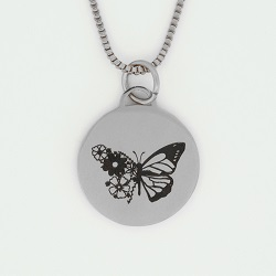 Bloom With Grace Butterfly Necklace bloom with grace jewelry, bloom with grace necklace, jesus necklace, christian necklace